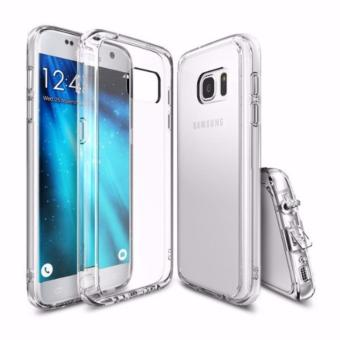 Harga Ringke case for Galaxy S7 Edge Fusion Clear