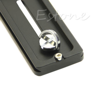 Hot PU100 Quick Release Plate 100mm for Benro B1 J1 Arca Swiss Compatible PU100 - intl - 3