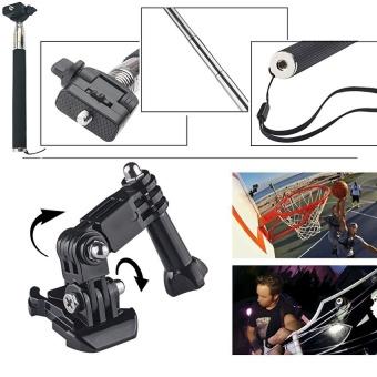 For Gopro Accessories Kit for GoPro Hero 5 4 3+ 3 2 1 SJ4000 SJ5000Camera - intl - 2