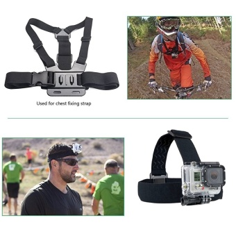 For Gopro Accessories Kit for GoPro Hero 5 4 3+ 3 2 1 SJ4000 SJ5000Camera - intl - 3