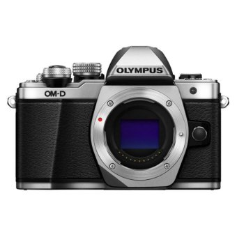 Harga Olympus E-M10 Mark II Camera Body Only (Silver OM-D EM10 II)
