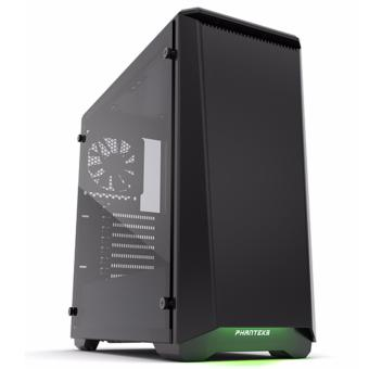 Harga Phanteks Eclipse P400 Tempered Glass BLK