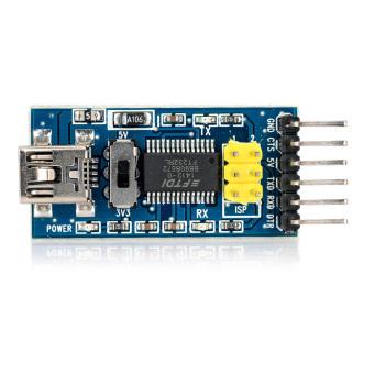 FTDI Serial TTL-232 USB Cable ID: 70 - 1795 : Adafruit