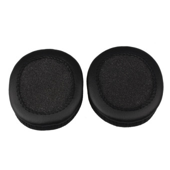Replacement Ear Pad Cushions for Sony MDR-7506 MDR-V6 MDR-CD 900ST (Black)