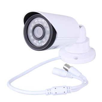 "Harga AHD-X5100F 1/4""CMOS(XM310+H42) 1.0mp 720P Security Camera (White) - intl"