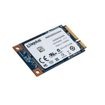 Harga Kingston 240GB SSDNow ms200 mSATA 6Gbps SSD