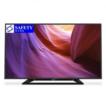 "Philips 40"" LED TV. Model: 40PFA4500. PSB Safety Mark Approved + Philips Warranty."