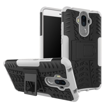 Harga Armor case For Huawei Mate9 Shockproof Silicone & Plastic with kickstand Holder Stand - intl