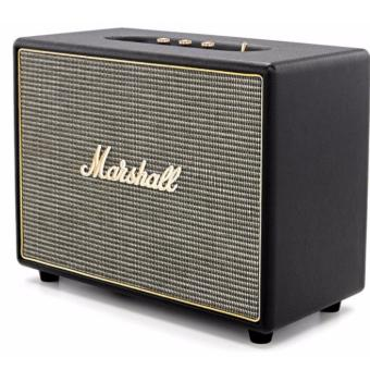 Harga Marshall WOBURN Classic Design Powerful Bass Speaker_BLACK