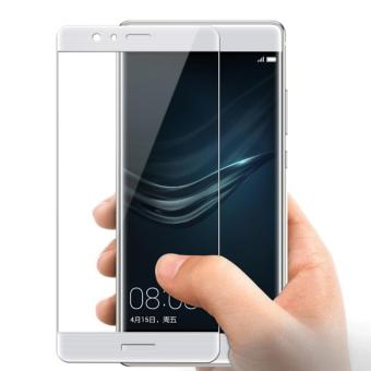 Harga Huawei P10 Full Cover Tempered Glass White
