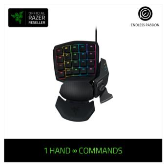 Harga Razer Orbweaver Chroma - Elite RGB Mechanical Gaming Keypad