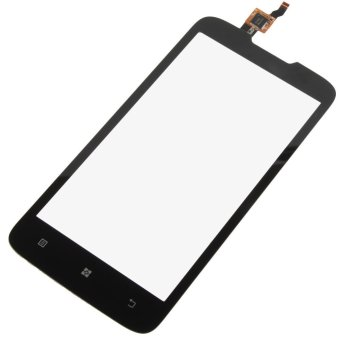 NEW HOT SALE HIGH QUALITY TOUCH SCREEN DIGITIZER GLASS FOR SONY Z2 BLACK INTL ✓
