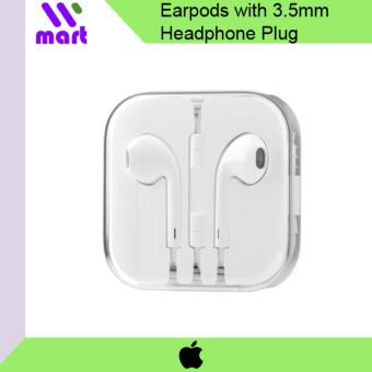 Harga Authentic Apple EarPods with 3.5mm Headphone Plug