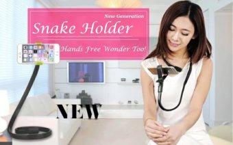 Phoseat Snake Mobile Phone Holder/ Clamp (Orange) - 2