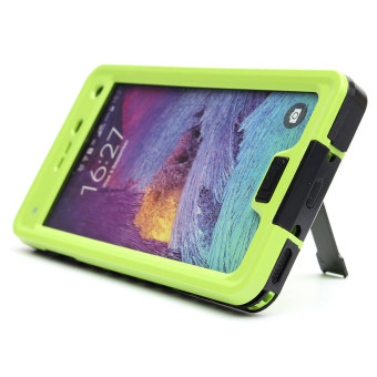 Waterproof/Shockproof/Dirtproof Case Cover Stand For Samsung Galaxy Note 4 N9100 - 3