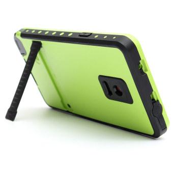 Waterproof/Shockproof/Dirtproof Case Cover Stand For Samsung Galaxy Note 4 N9100 - 2
