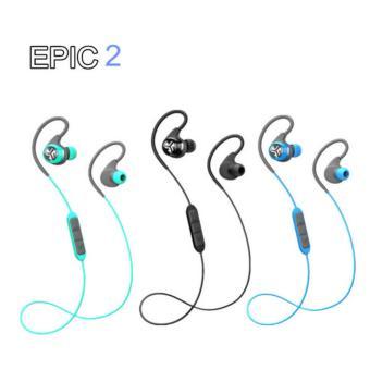 IN MAGAZZINO!! jlab audio epic 2 wireless sport auricolari bluetooth 4.0 cuffie auricolari garantito fitness trasduttore auricolare impermeabile(green) - intl - 4