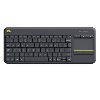 Harga Logitech K400 Plus Wireless Touch Keyboard (Black)