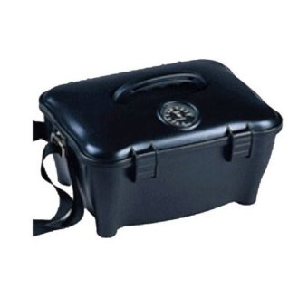 Harga DIGI CABI 10L / DRY BOX WITH HUMIDITY HYGROMETER / AIR TIGHT CLIP /DUST PROOF/10L CAPACITY /MULTIPLE COMPARTMENTS/BLACK/CAMERA INSTRUMENTS
