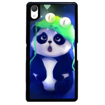 Harga Y&M Sony Xperia Z1 Lovely Panda Phone Case (Multicolor)