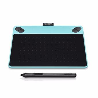 Harga Intuos Comic Creative Pen and Touch Tablet, Small (Mint Blue)