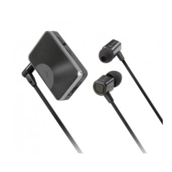 Harga I-Tech MusicClip 8110 Stereo Bluetooth In-Ear Headset (Black)