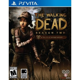 Harga PSVITA The Walking Dead Season Two