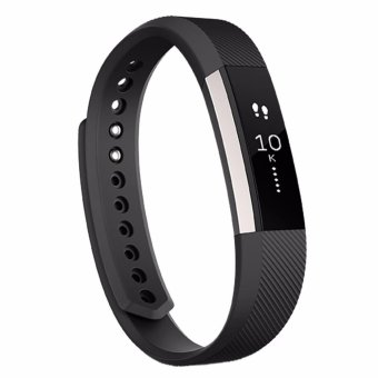 Harga Fitbit Alta Black Small FB406BKS