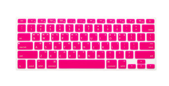 ... 7.00, Update. HRH Korean Silicone Keyboard Cover Skin for Apple Macbook Pro Retina ...