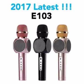 Harga E103 - Rose Gold Bluetooth Microphone
