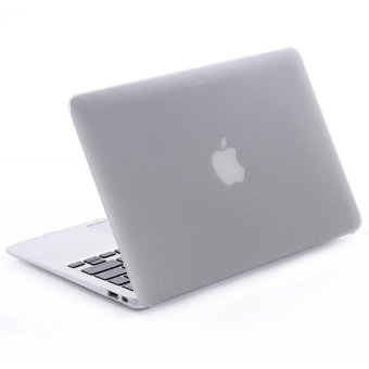 Snap-on Matte Hard Case for MacBook Pro 13-inch (2016) A1706 A1708 - White - intl