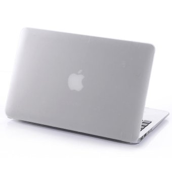 Snap-on Matte Hard Case for MacBook Pro 13-inch (2016) A1706 A1708 - White - intl - 3