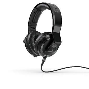 Harga Skullcandy Mix Master On-Ear DJ Headphone (Black)