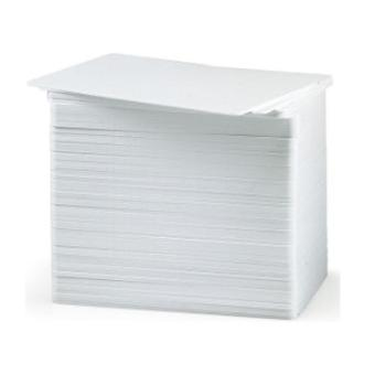 Harga White CR80 30mil Blank Cards