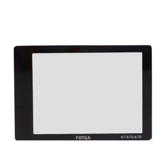 Harga FOTGA Optical Glass LCD Screen Guard Protector For Sony Alpha A7 A7R A7S - intl