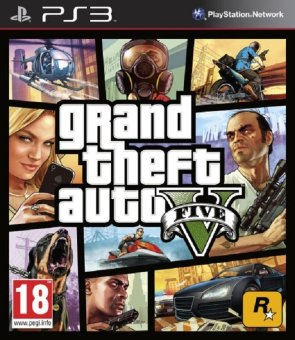 Harga PS3 Grand Theft Auto 5 - GTA 5