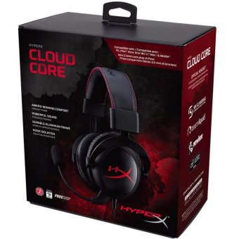 Harga Kingston HyperX Cloud Core Gaming Headset