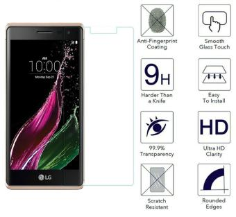 Harga Ultra-Clear High Definition (HD) Screen Protector Tempered Glass For LG Class H740 - intl
