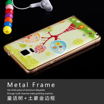 Harga Samsung metal frame back cover