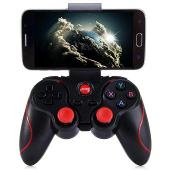 Terios T3 Wireless Bluetooth 3.0 Gamepad Joystick Controller for Android Smartphone - intl