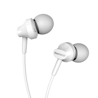 Harga Remax M 501 In-Ear Headphones (White)