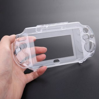 Harga Protect Hard Guard Shell Skin Case Cover For Sony PS Vita PSV (Clear) - intl