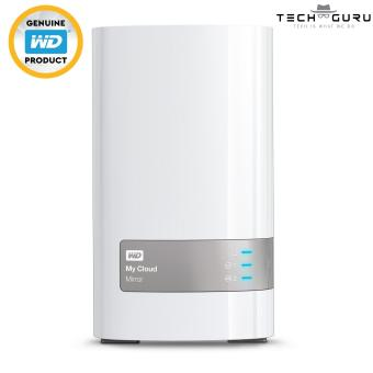Harga WD MY CLOUD MIRROR 4TB Gen2