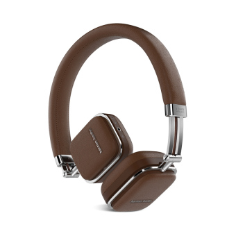 Harga Harman Kardon Soho Wireless On-ear Headphones (Brown) - intl