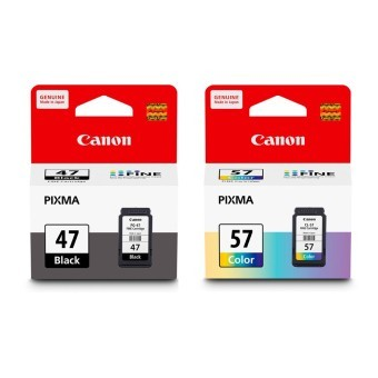 Harga Canon 47+57 Combo Ink Cartridge