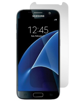 Harga 9H tempered Glass For Samsung S7