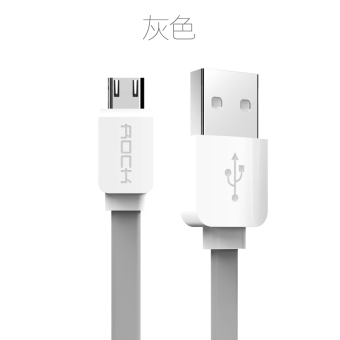 Harga Rock android data cable android mobile phone data Cable micro usb data cable universal data cable