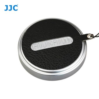 Harga JJC Leather Stickup Lens Cap Keeper Cover Holder String Rope for Fujifilm X70 - intl