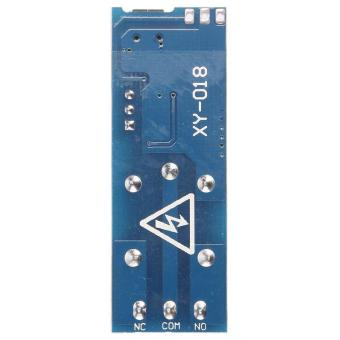 High Quality Brand New 5V -30V Delay Relay Timer Module Trigger Delay Switch Micro USB Power Tool (Blue) - 3