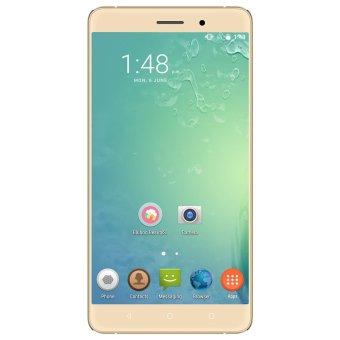 Original BLUBOO Maya 5.5 inch HD 3G Smartphone Android 6.0 2GB+16GB 8.0MP+13.0MP Gold - 3